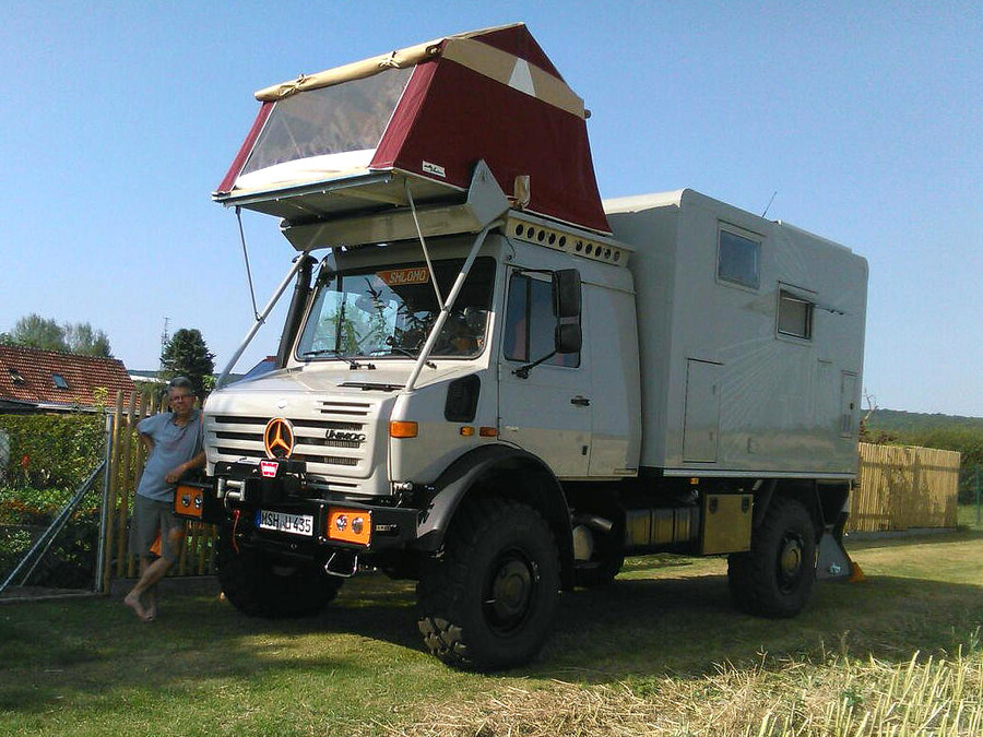 unimog 435 single cap conversion to doka question. Black Bedroom Furniture Sets. Home Design Ideas
